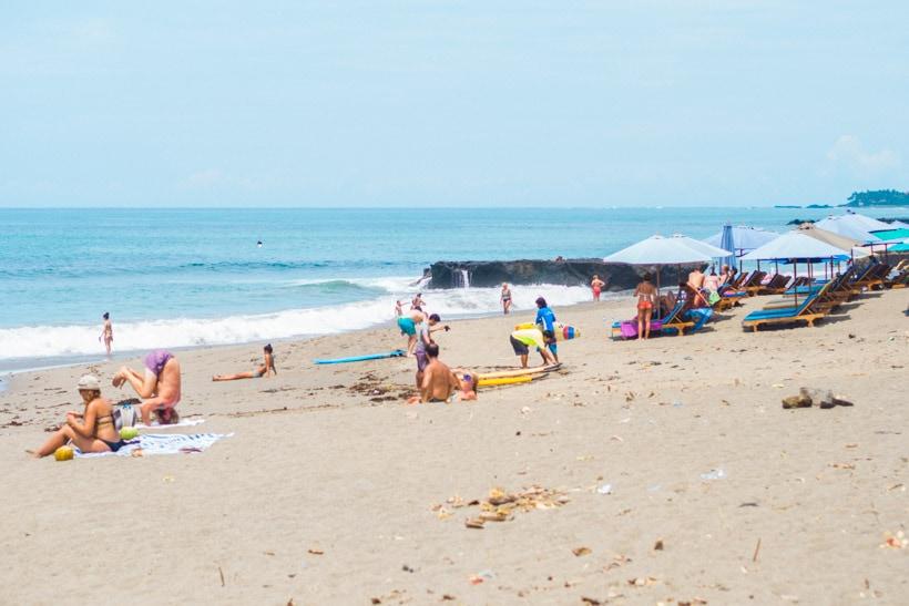 A day at Batu Bolong Beach Canggu Bali Travel