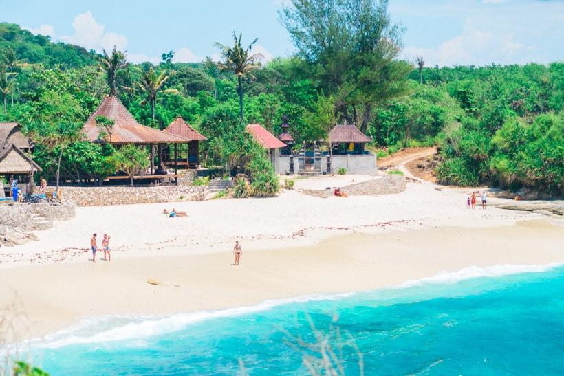 Dream Beach Nusa Lembongan, Bali