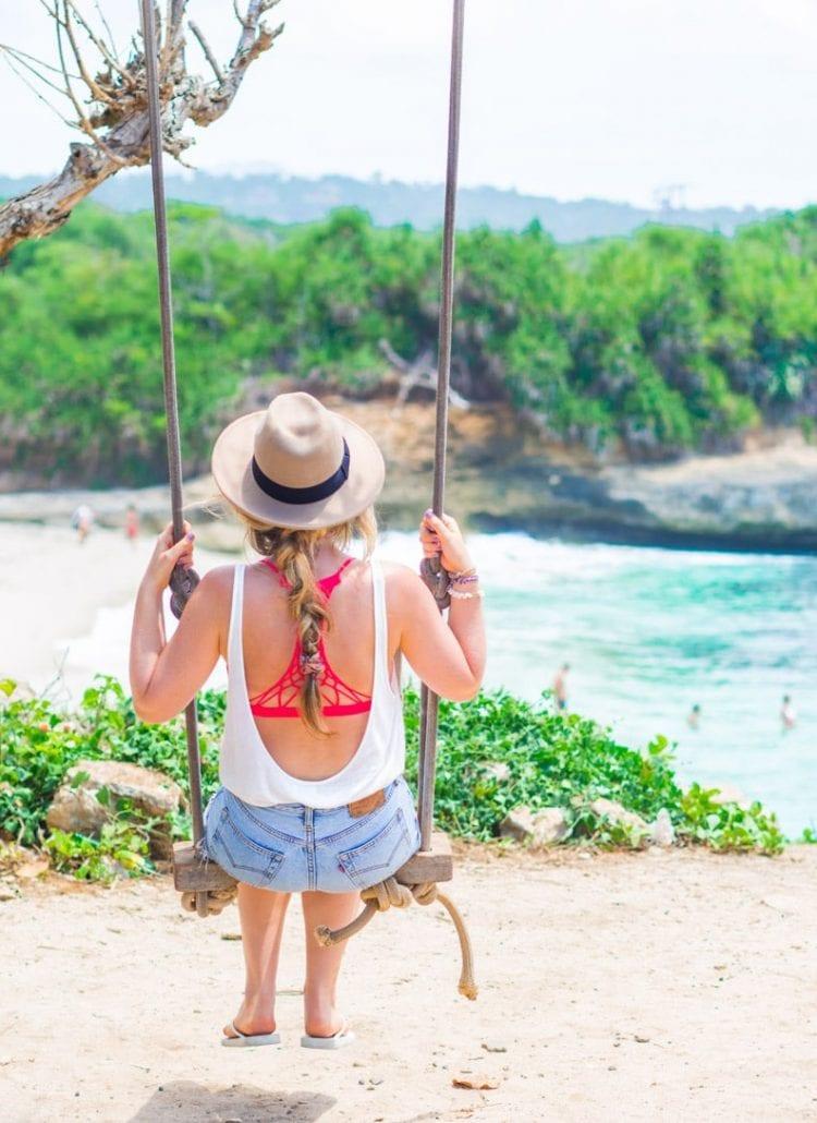 Dream Beach & Sandy Bay Beach Club, Nusa Lembongan