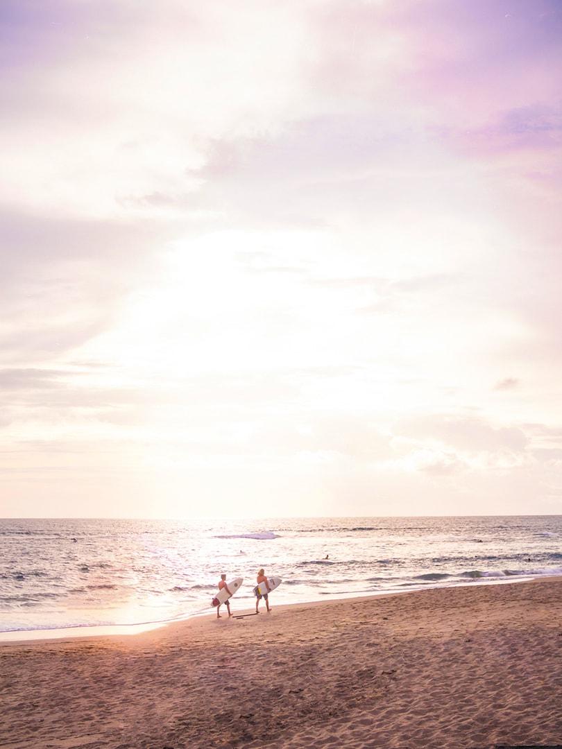 A quick guide to Echo Beach, Canggu Bali - Airbnbs, hotels & restaurants