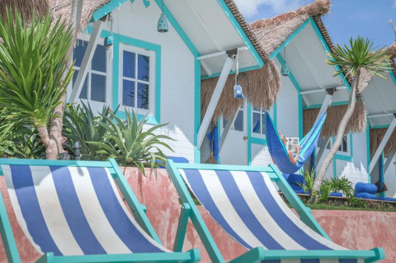 Le Pirate Beach Club Nusa Ceningan, Bali
