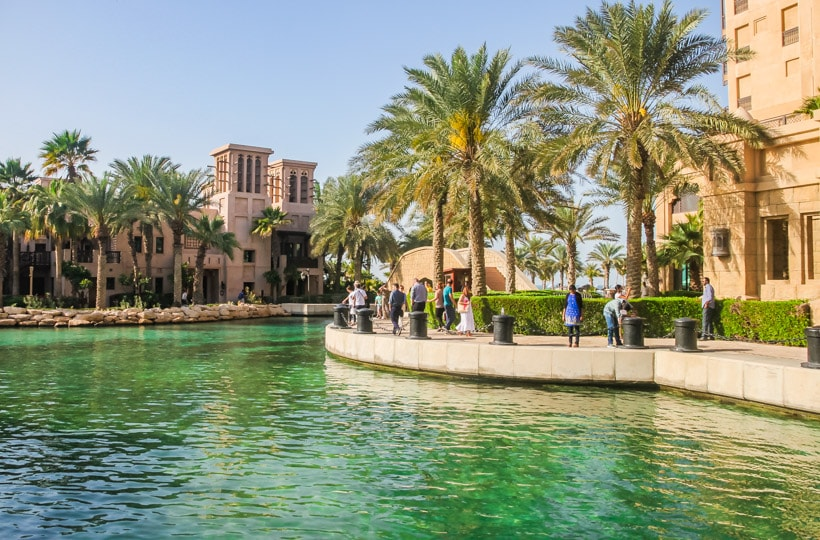 The Beautiful Souk Madinat Dubai Travel
