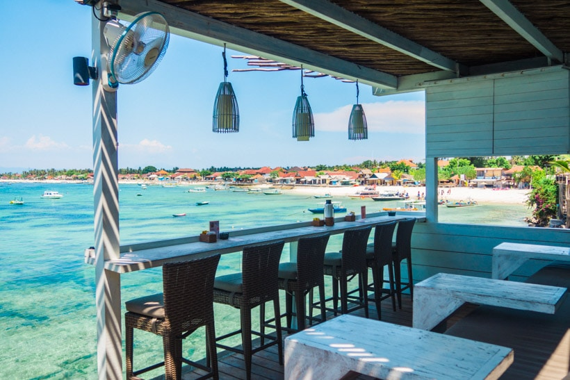 The Deck Nusa Lembongan Restaurant Guide