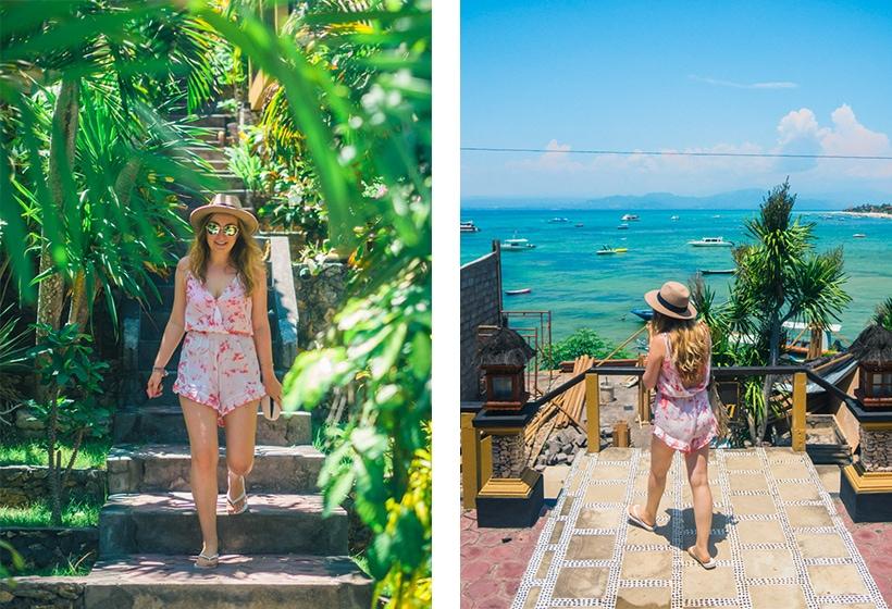 Travel blogger Nusa Lembongan Indonesia