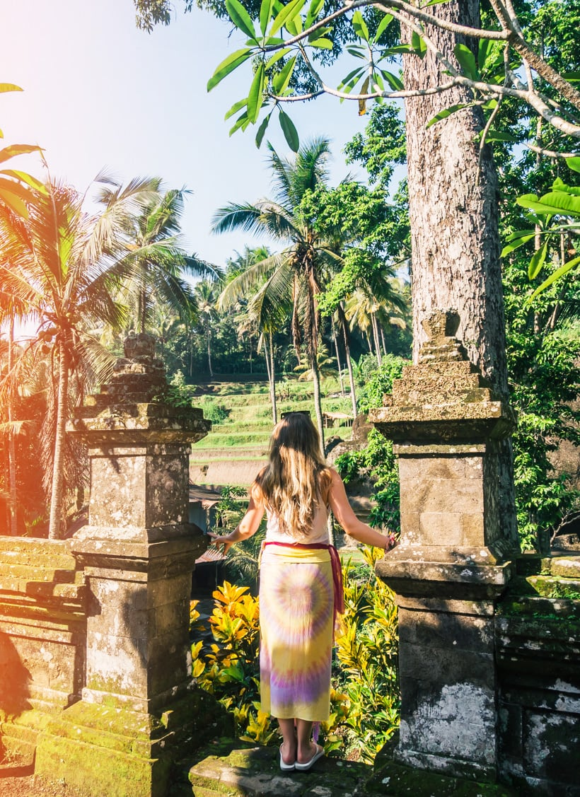 Pura Gunung Kawi - One of the most magical and my favorite temple in Ubud Bali