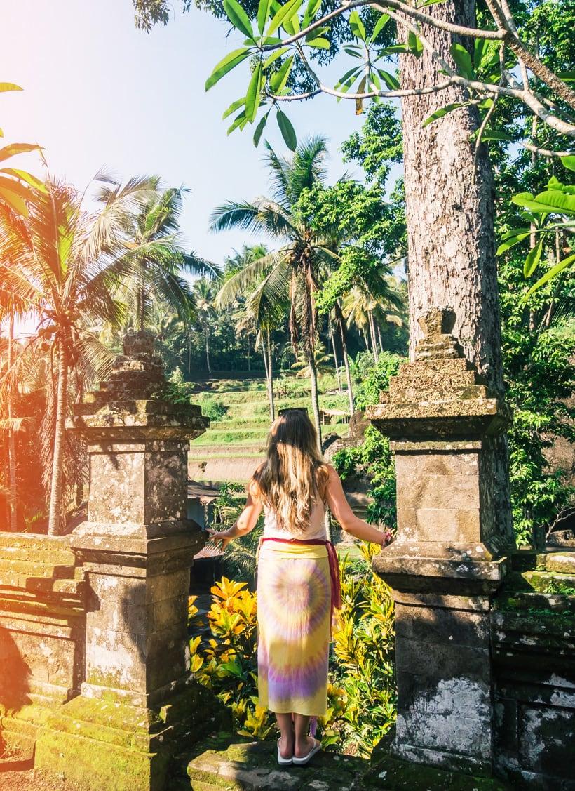 Pura Gunung Kawi - My favorite Bali attraction