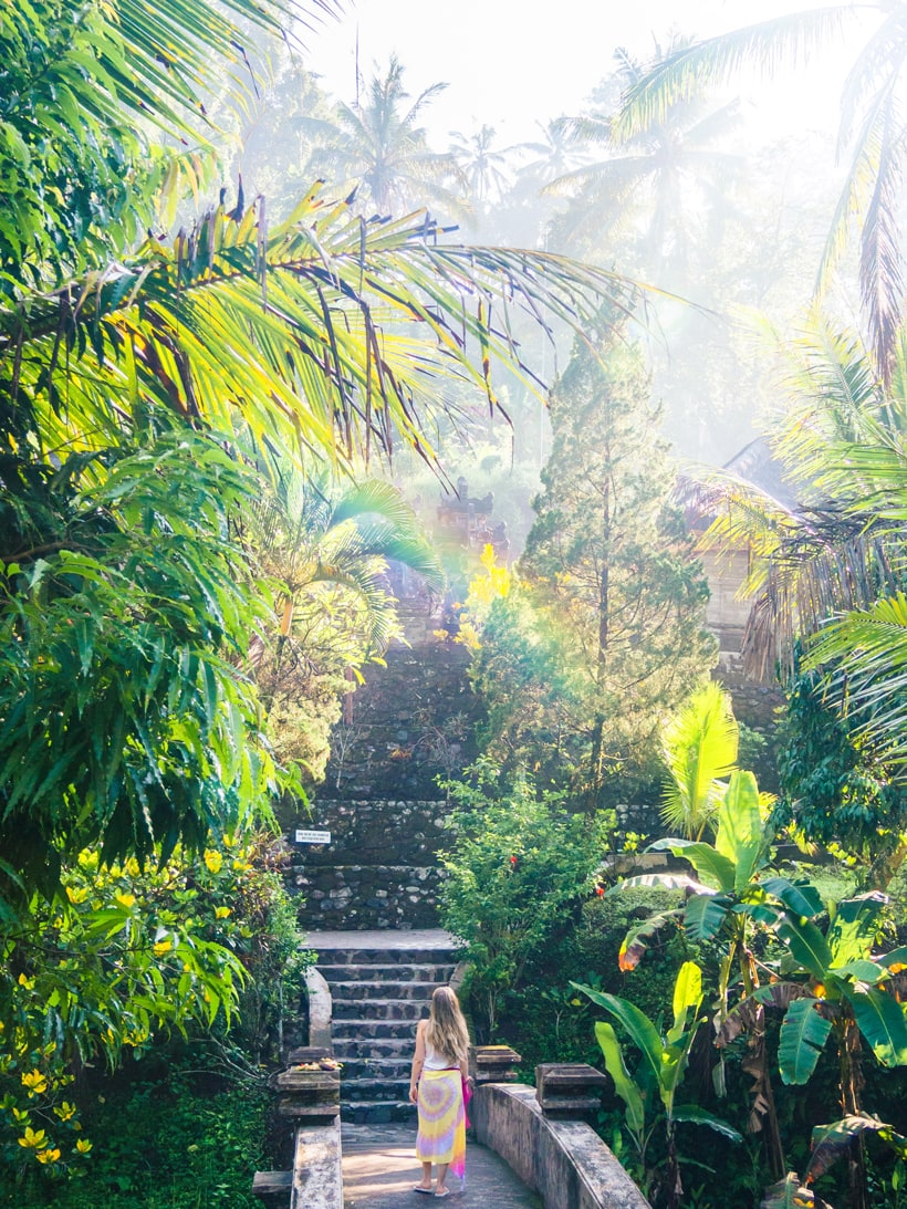 Gunung Kawi - The best Bali temple and attraction