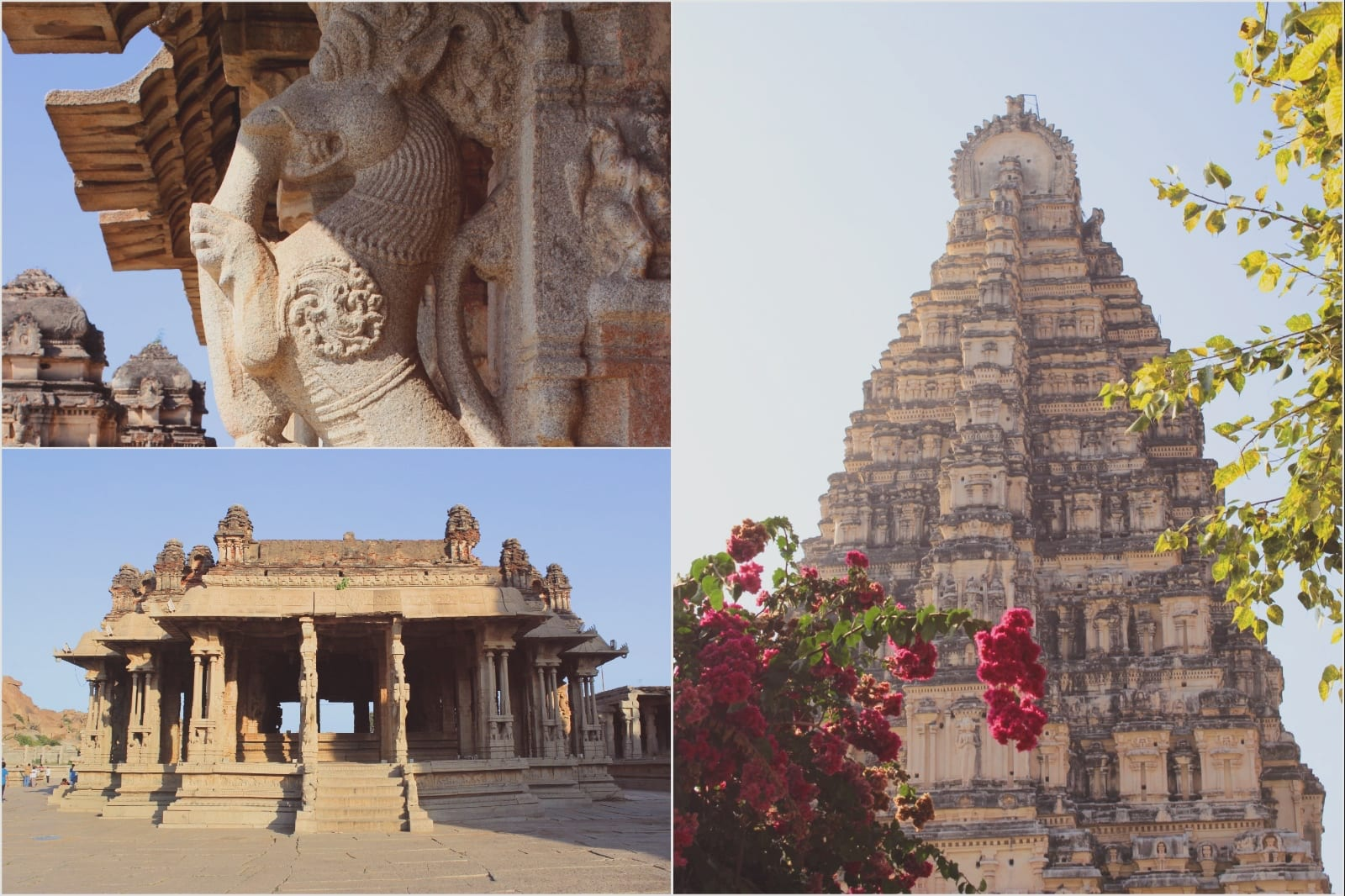 A travel guide to South India, Mumbai, Goa & Hampi
