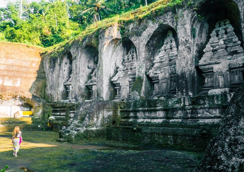 Gunung Kawi, Tampaksiring, Ubud, Bali - A first timer's guide