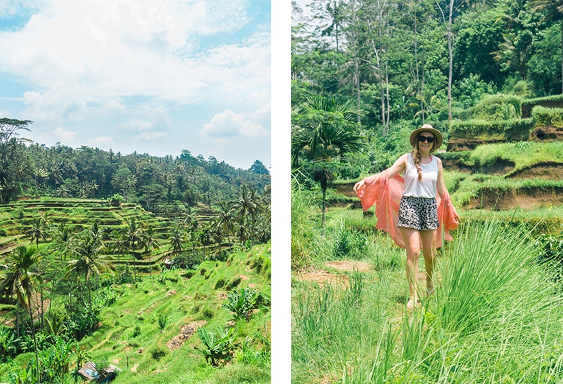 Tegalalang Rice Terrace in Ubud Bali - A must see or skip?