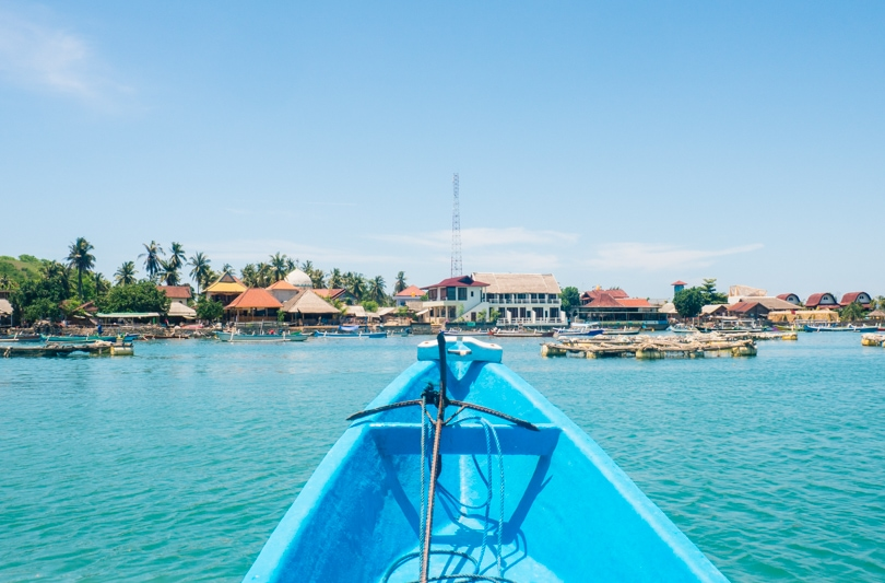 The cheapest destination I've visited so far! The south coast of Lombok, Gerupuk