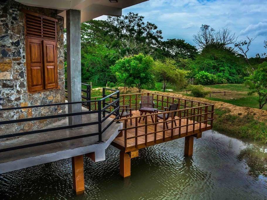 7 best and affordable Sri Lanka Airbnbs - Weligatta Yala National Park