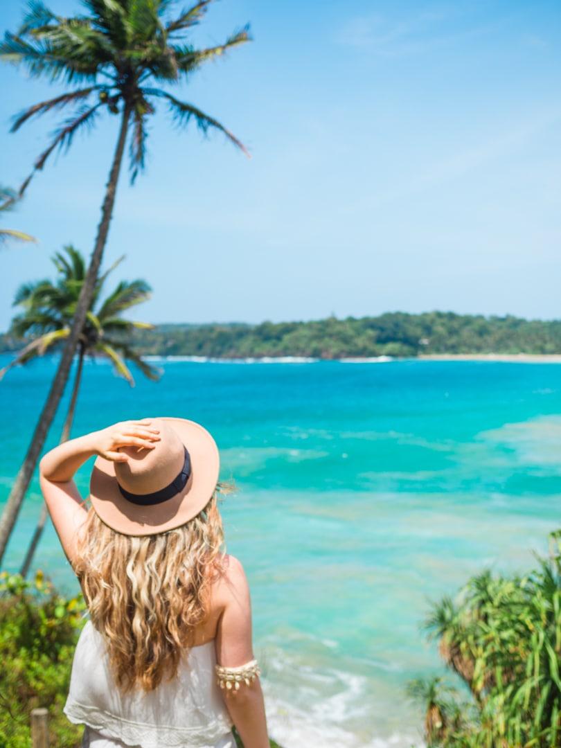 Talalla Beach, Sri Lanka - Tropical Paradise