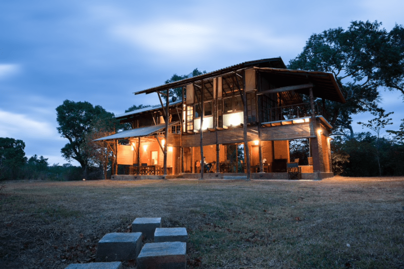 7 best and affordable Airbnbs in Sri Lanka - Nature resort