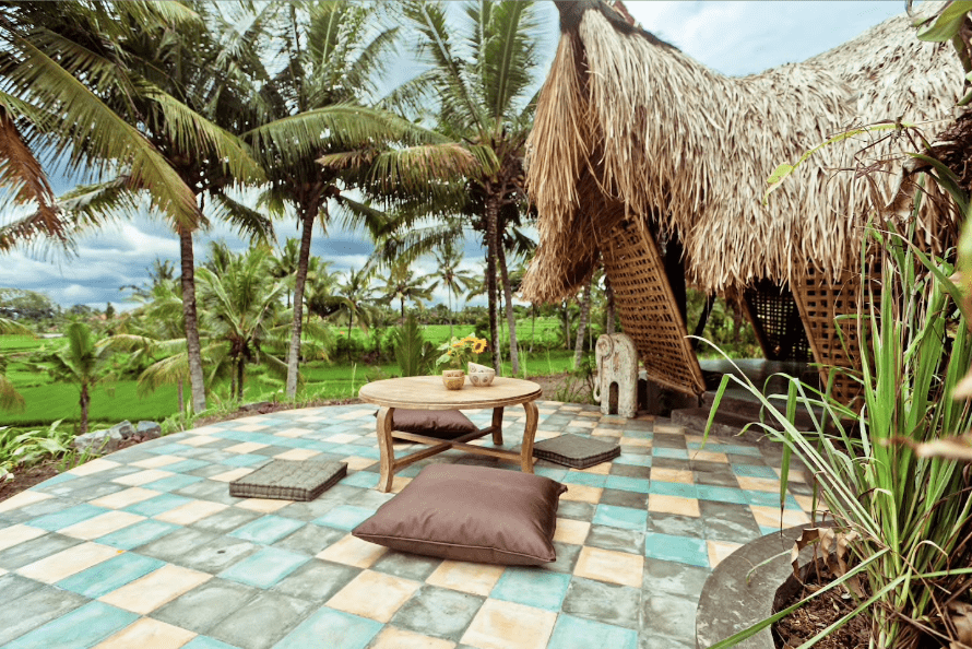 7 unique and affordable Bali Aorbnbs