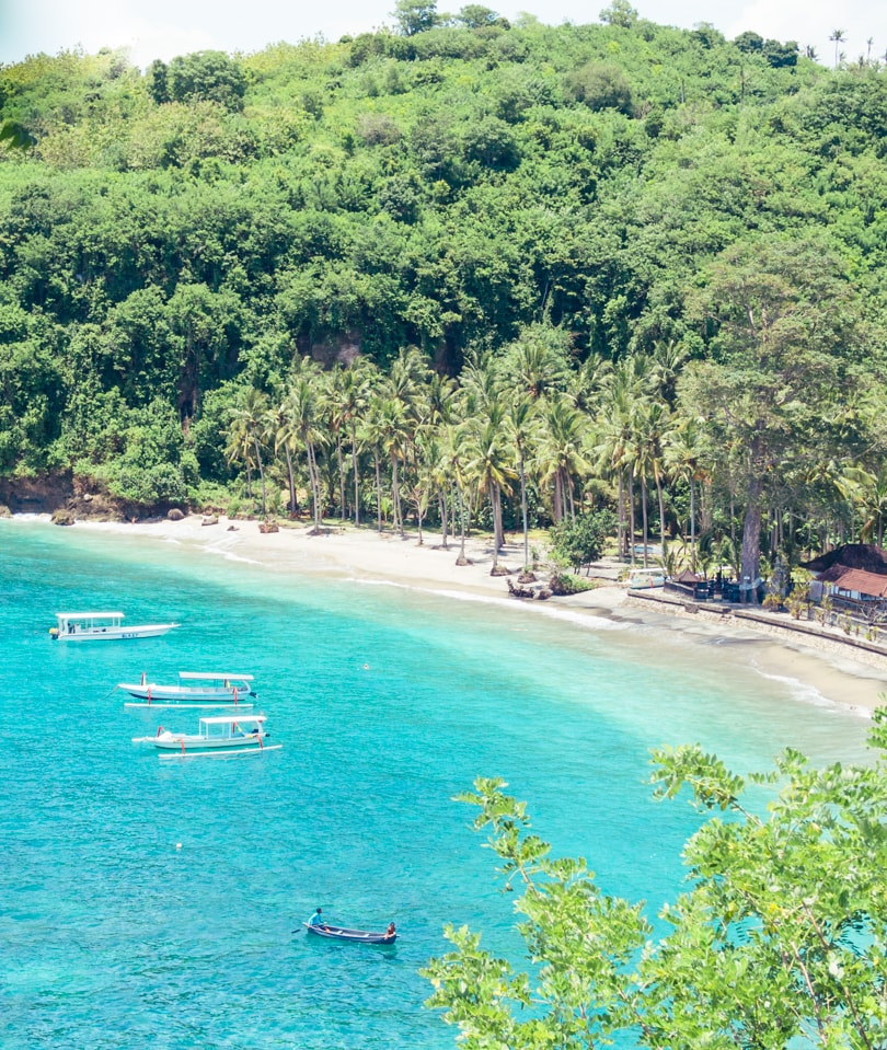 Nusa Penida - Crystal Bay