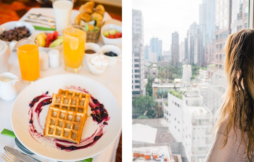 Top 20 things to do in Bangkok, Thailand - Courtyard by Marriott Hotel