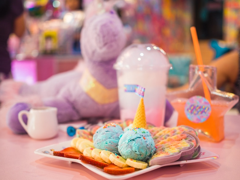 Top 20 sights & attractions not to miss in Bangkok, Thailand - Unicorn Café location