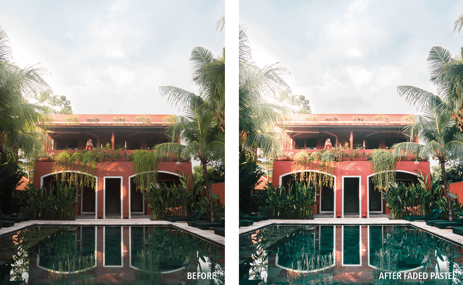 How to edit you travel photos in Lightroom and give them that Instagram look