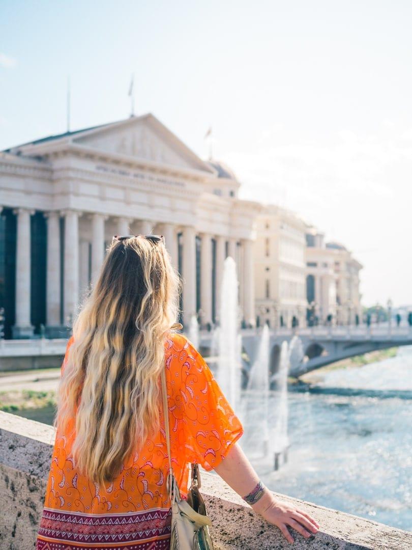 2 days in Skopje, Macedonia - Weekend guide