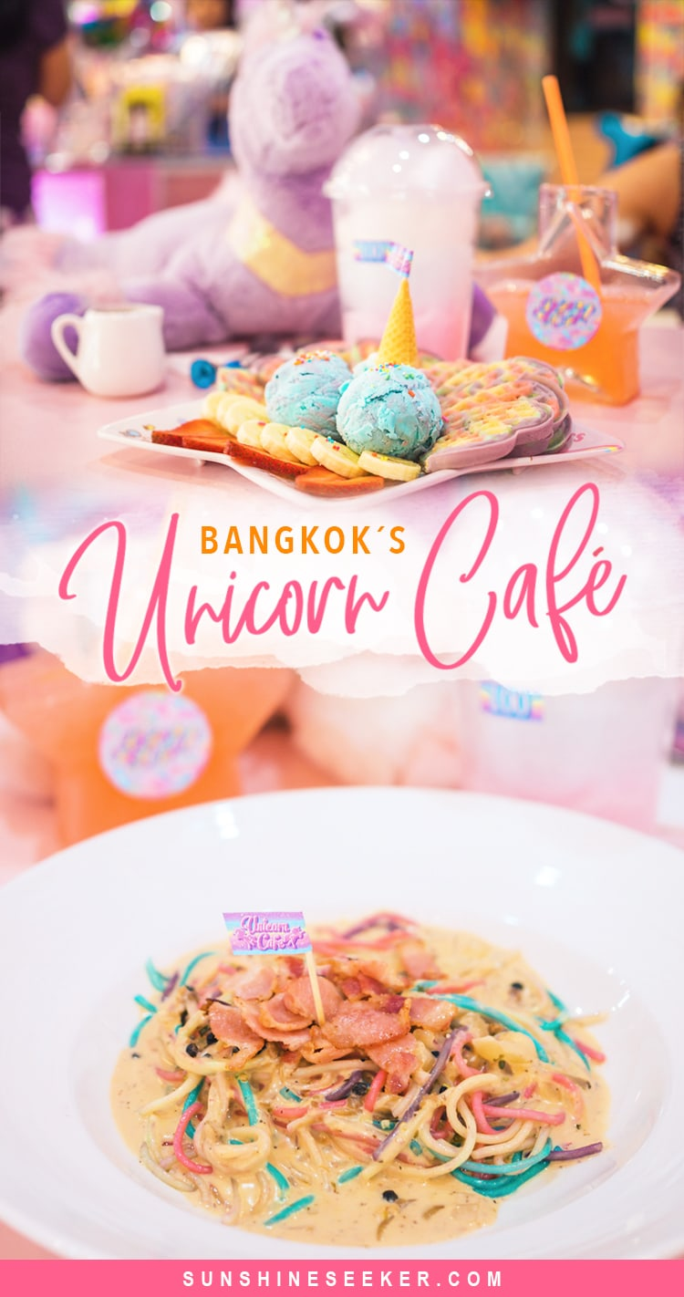 A review of Bangkok's Unicorn Café - Where to find it and what to expect