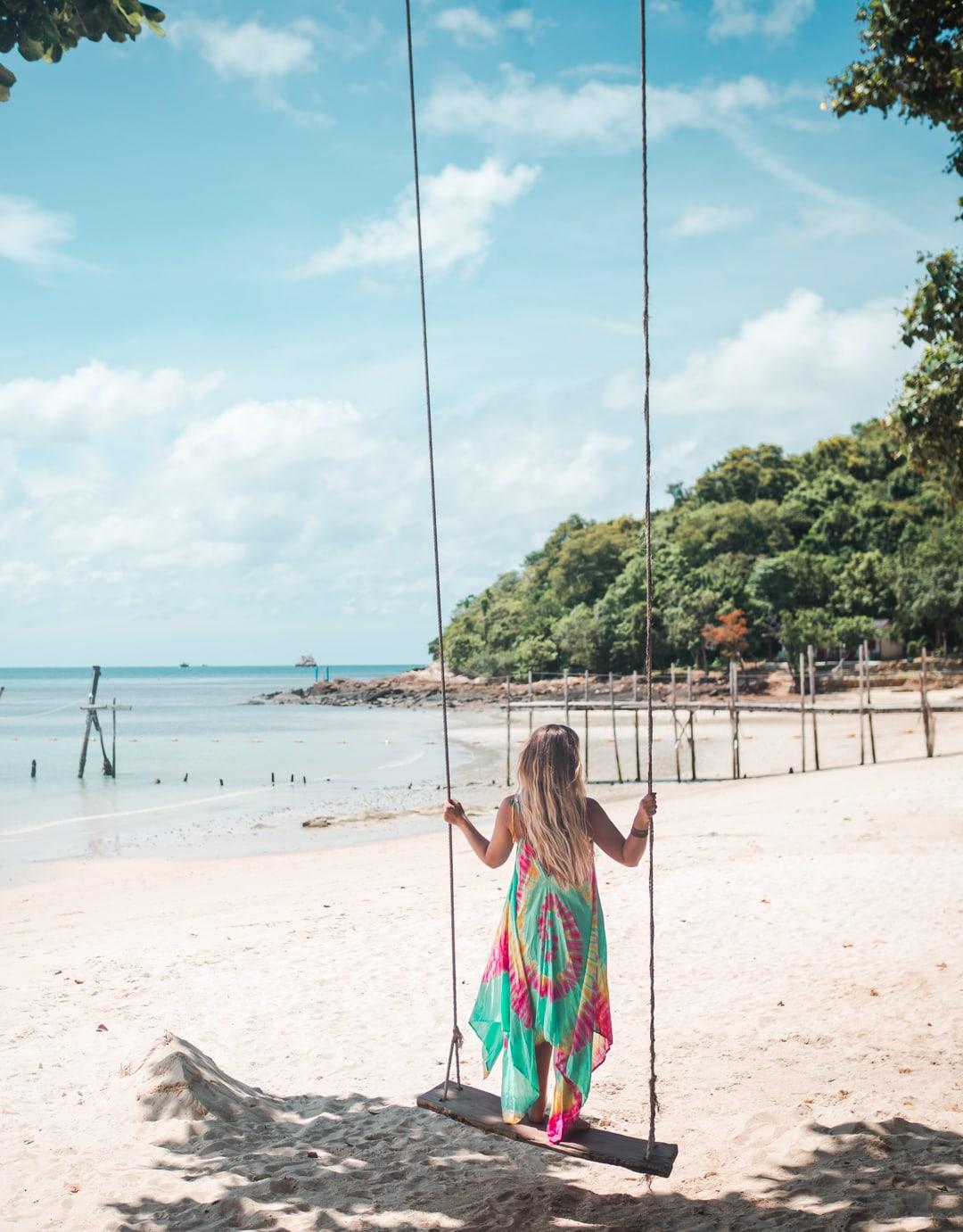 Koh Samet - The sunniest island close to Bangkok, Thailand