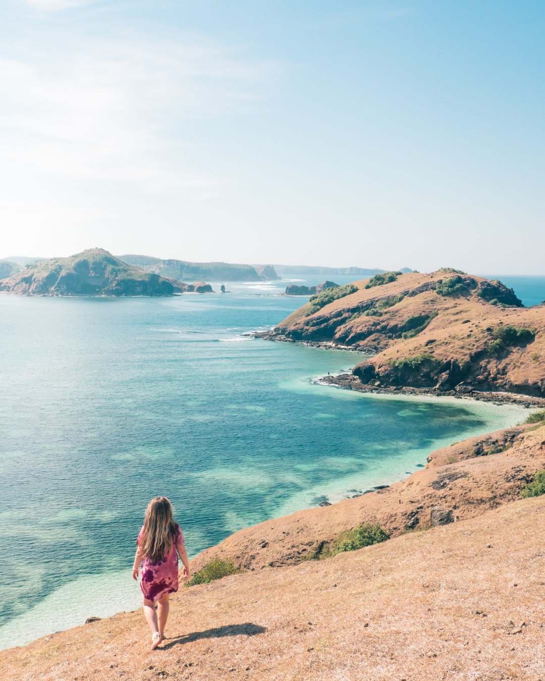 Bukit Merese in Lombok - The best place to watch the sunset in south #lombok #indonesia