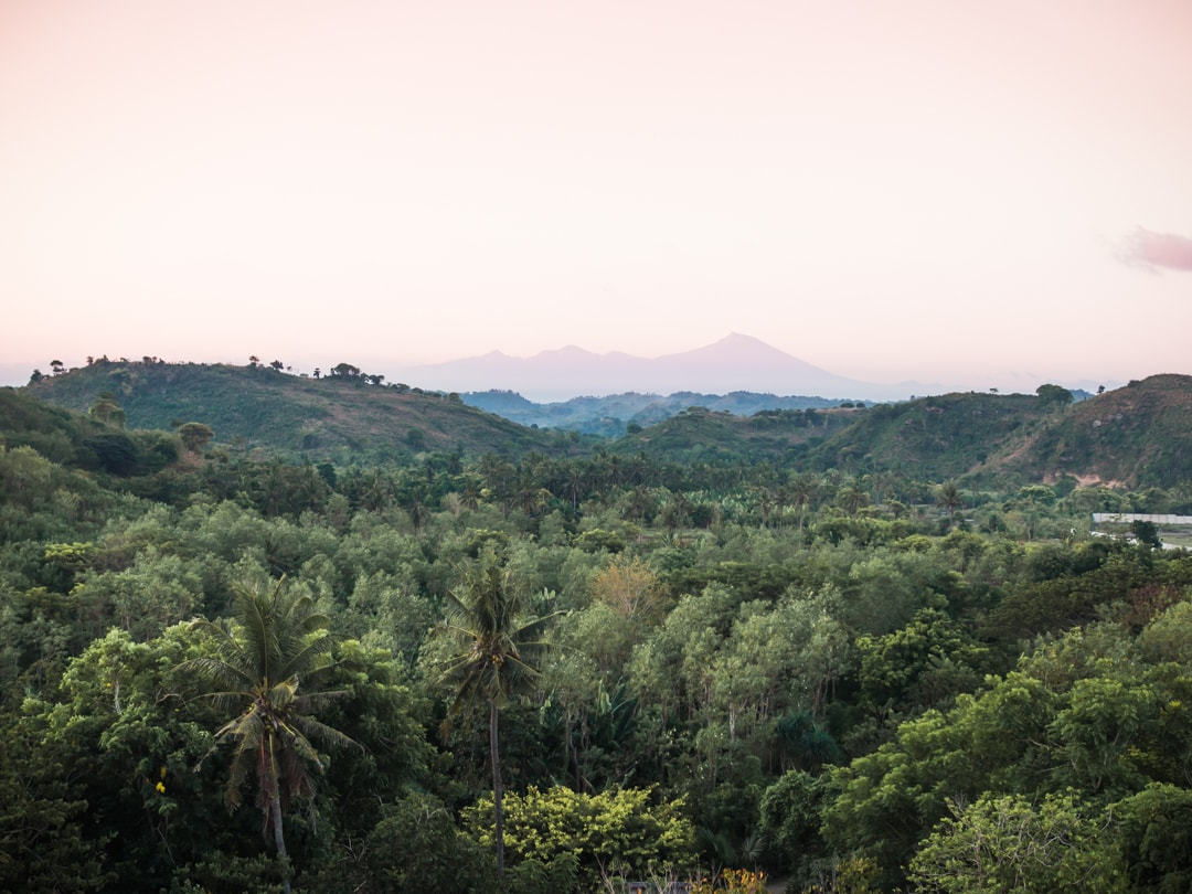 Bukit Merese in Lombok - The best place to watch the sunset on the south coast #lombok #indonesia
