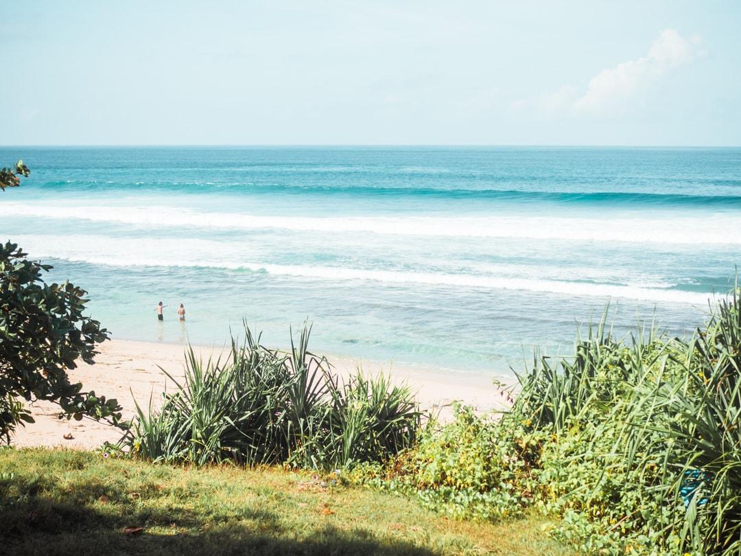 How to find Nyang Nyang Beach - A hidden beach paradise in Uluwatu, Bali