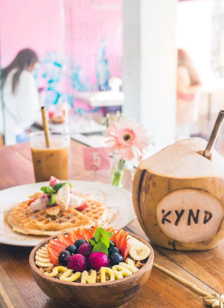 Kynd Community Café in Seminyak is the most Instagrammable restaurant in Bali - The ultimate Bali Bucket List 2018