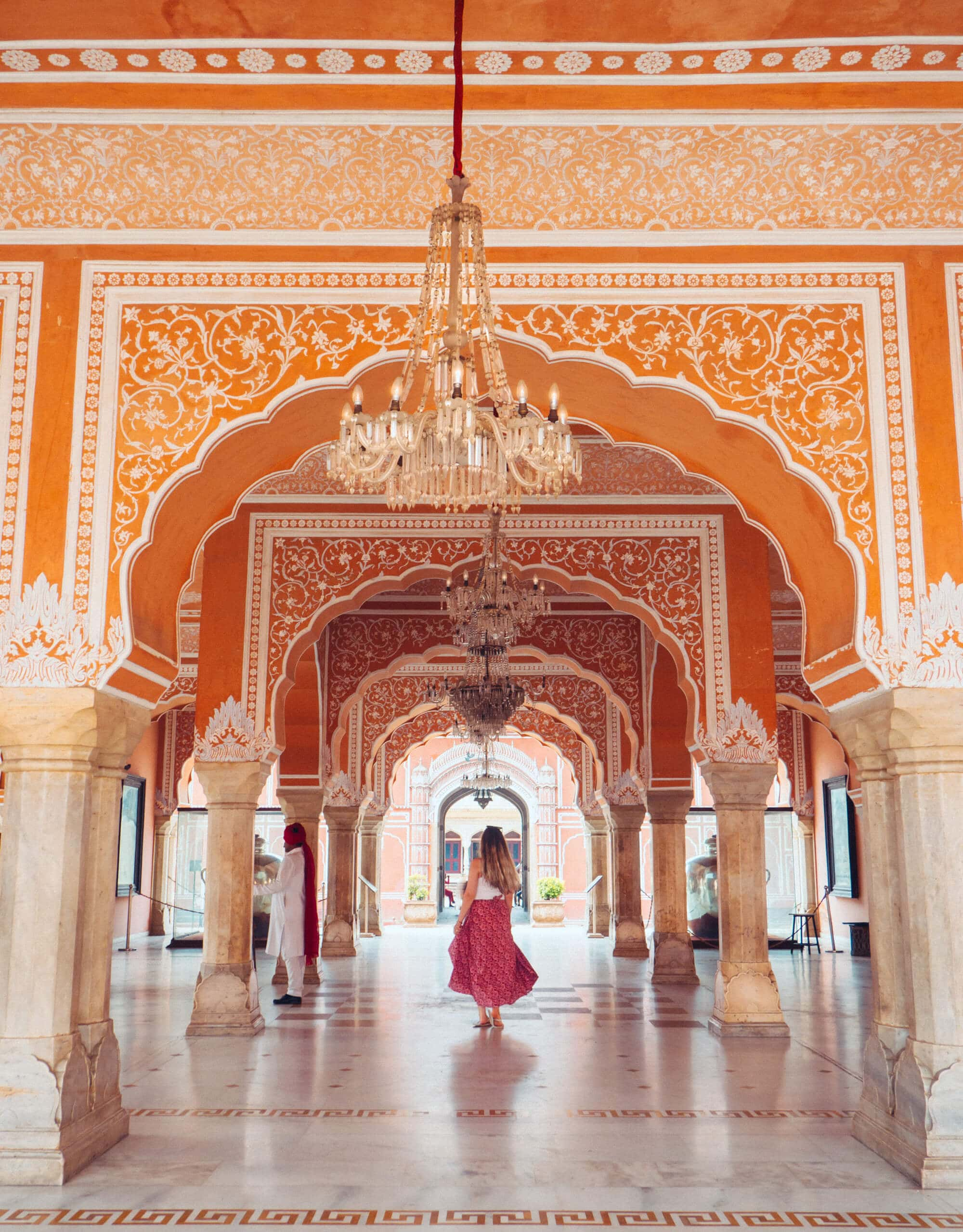 How to spend 2 days in Jaipur - City Palace