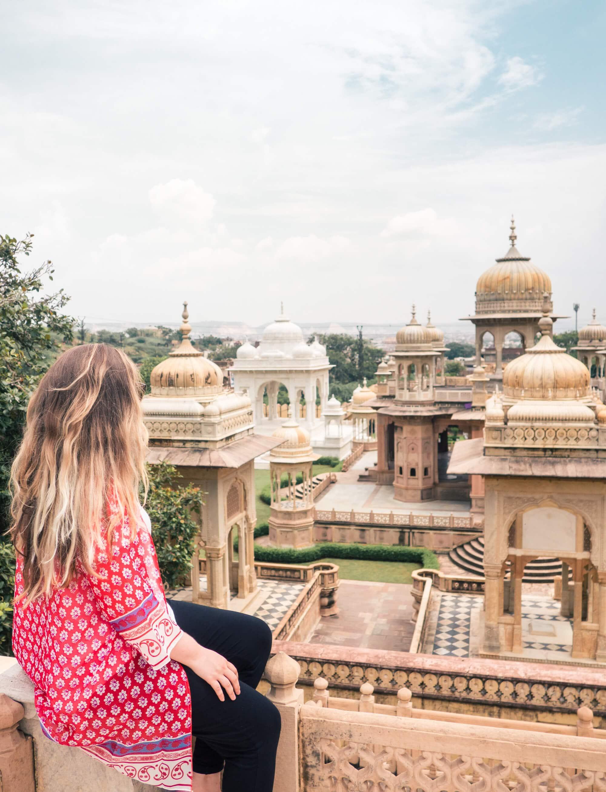 How to spend 2 days in Jaipur - Gatore Ki Chatriyan