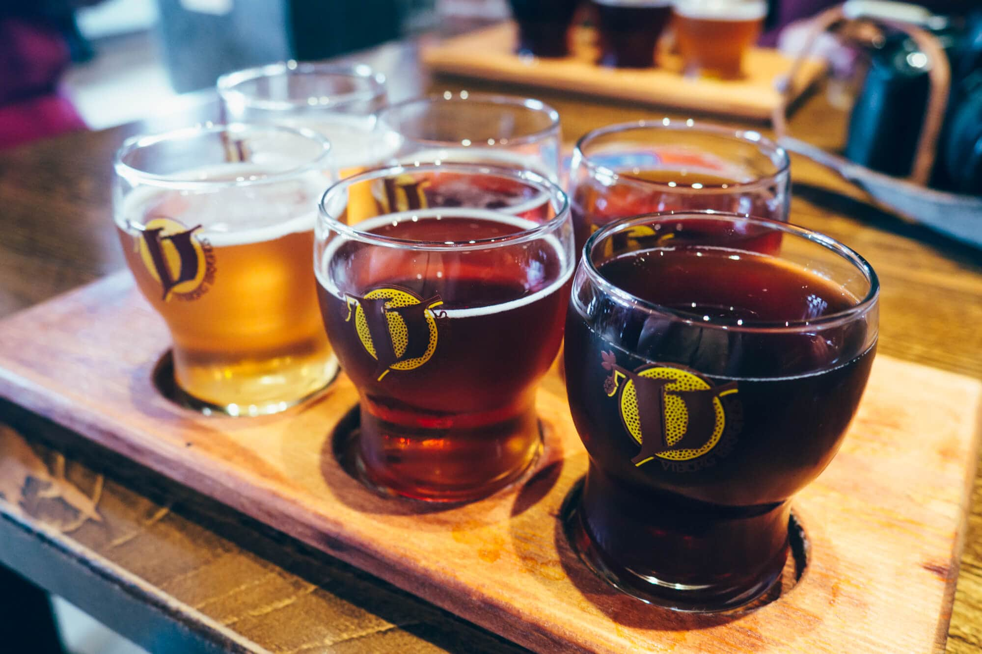 3 awesome day trips from Aarhus - Beer tasting at Viborg Bryghus