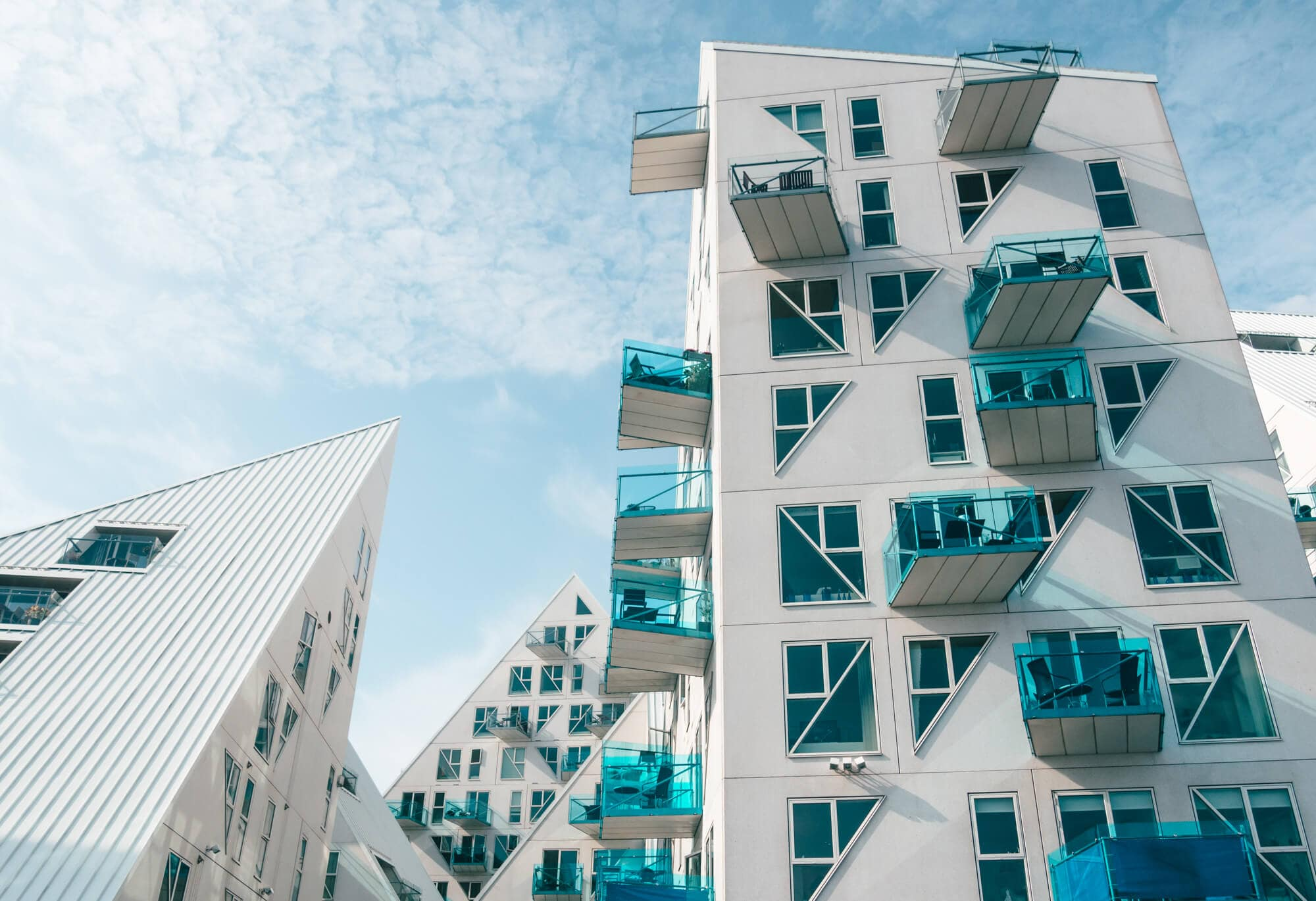 Two days in Aarhus - Denmark's happiest city. The newest neighborhood in Aarhus, Ø and the famous Iceberg building