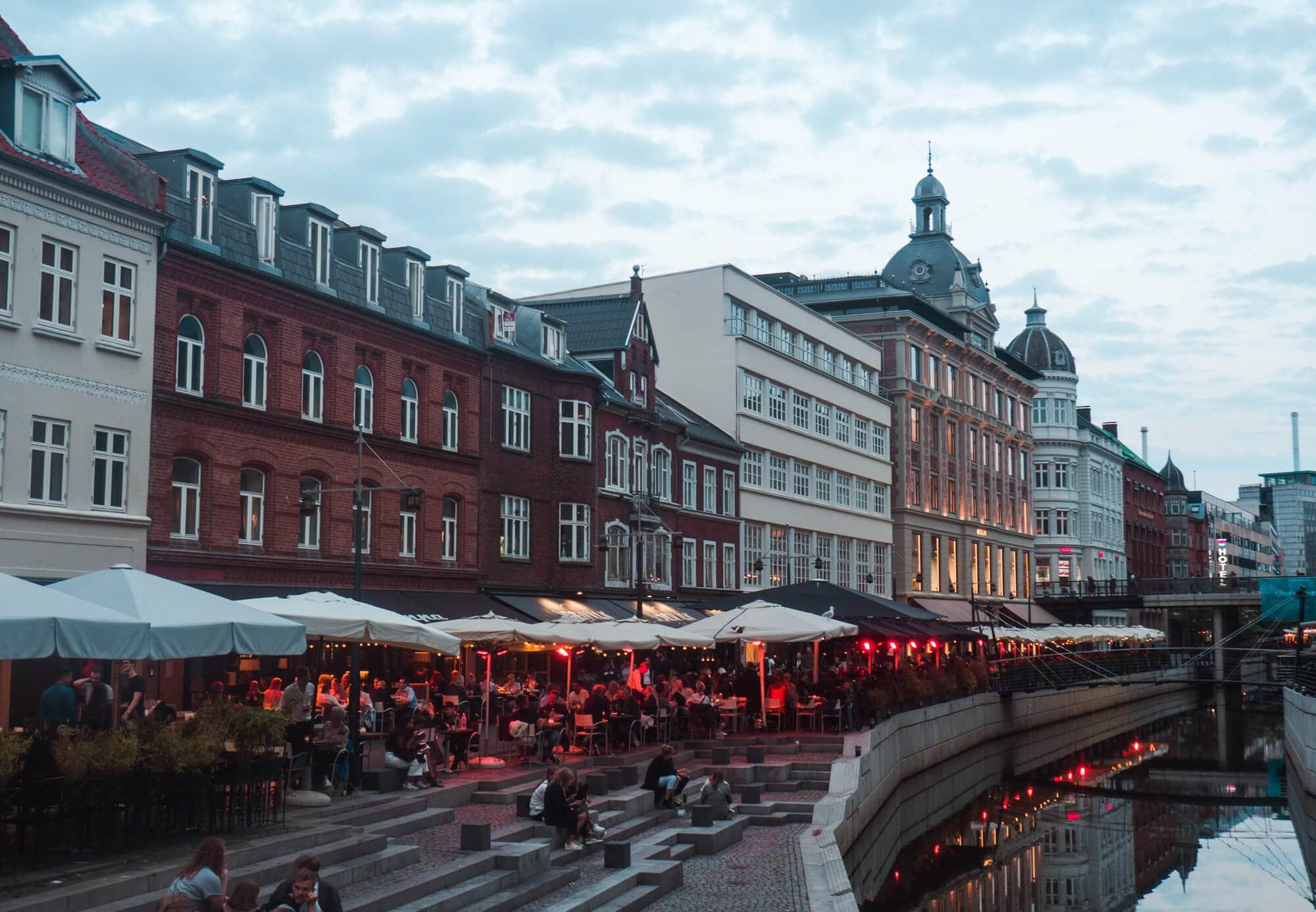 Two days in Aarhus - Denmark's happiest city. Aarhus weekend guide