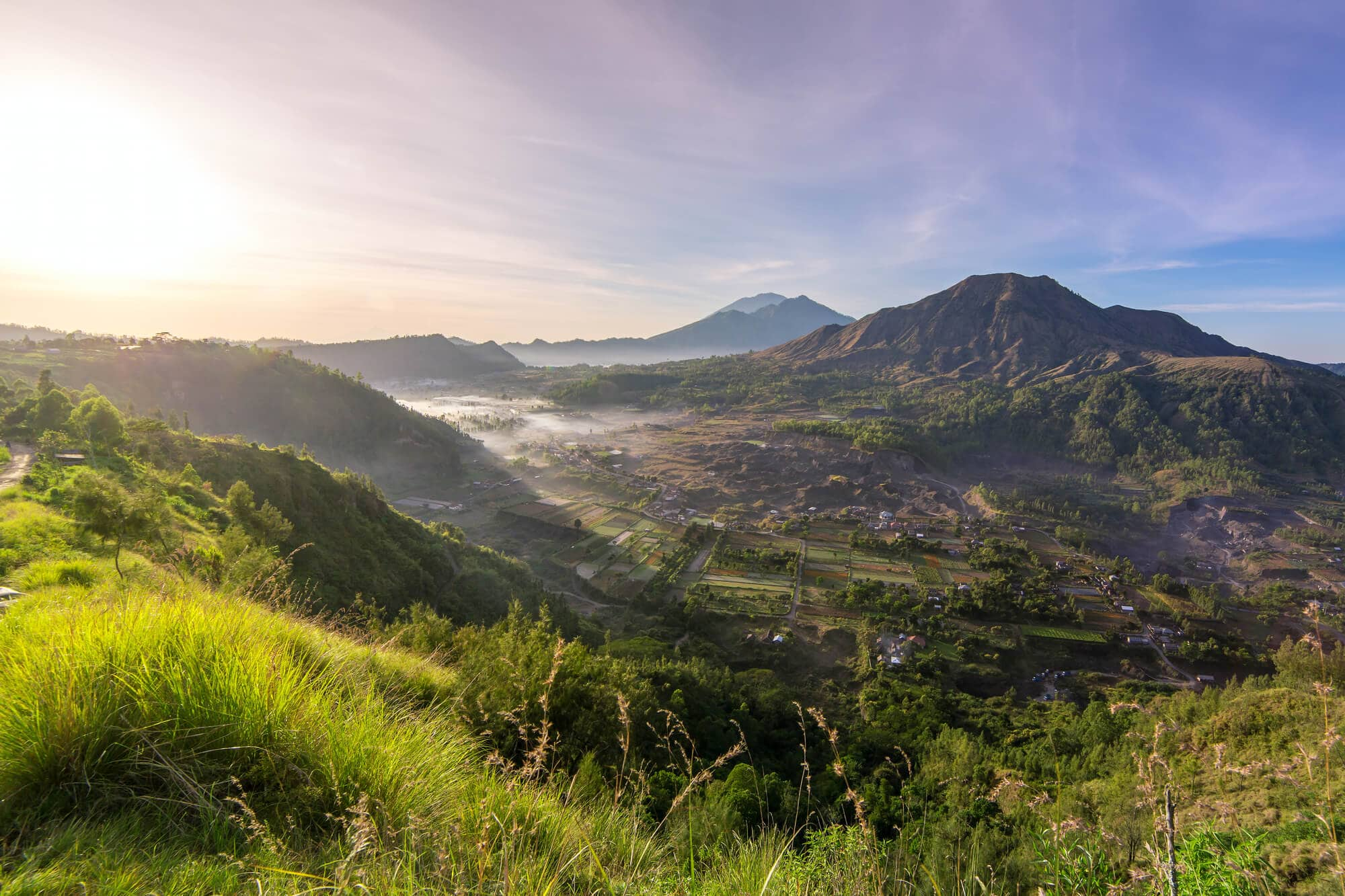 Pinggan Village - Discover one of Bali's best sunrise viewpoints