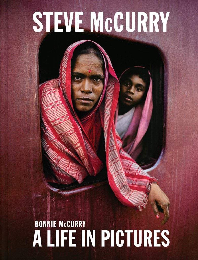 11 inspiring travel coffee table books every travel lover will love - A life in pictures by Steve McCurry