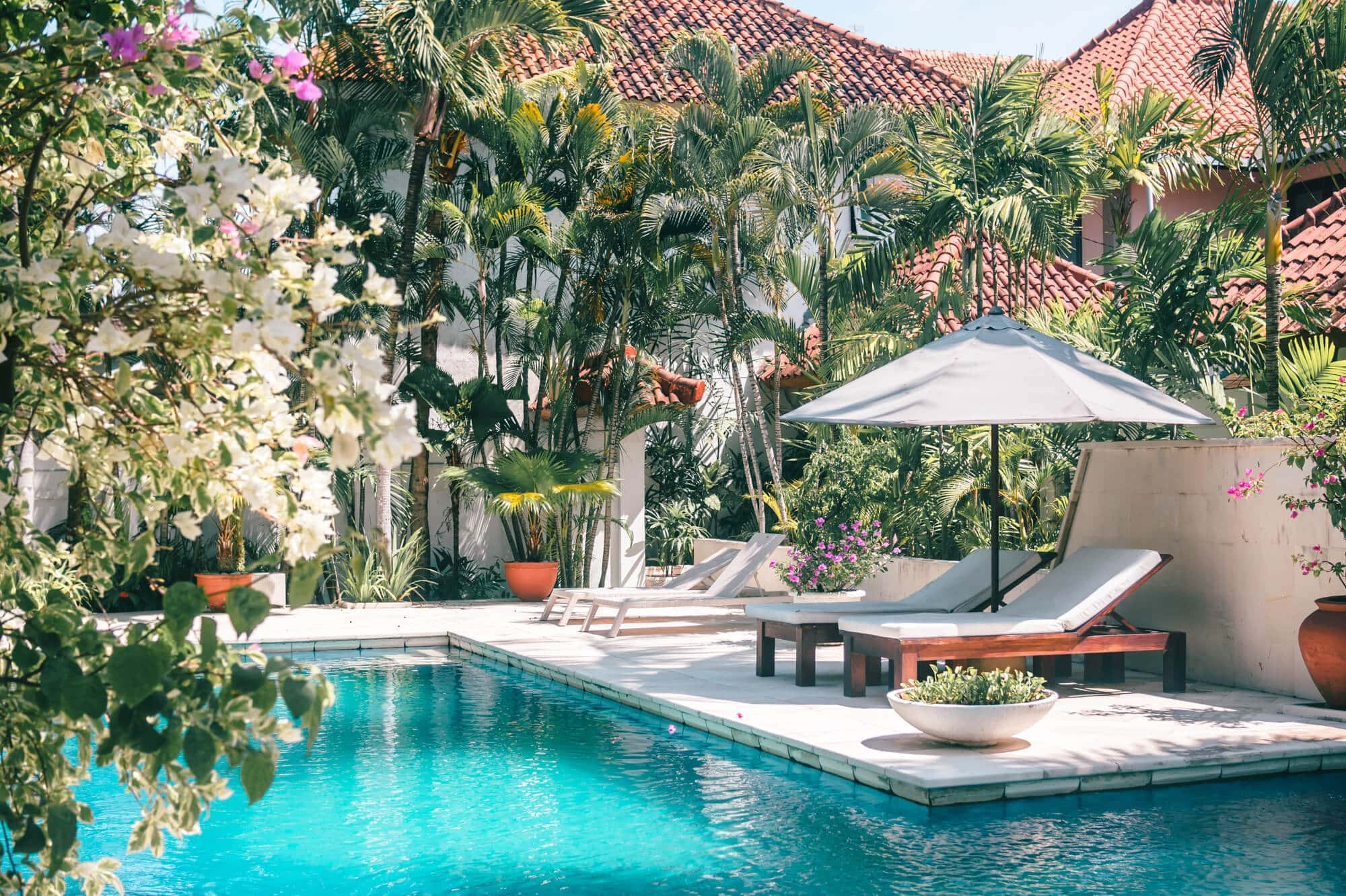 Bali's best budget hotels, villas & Airbnbs - Stay in style in this Instagrammable villa in Seminyak