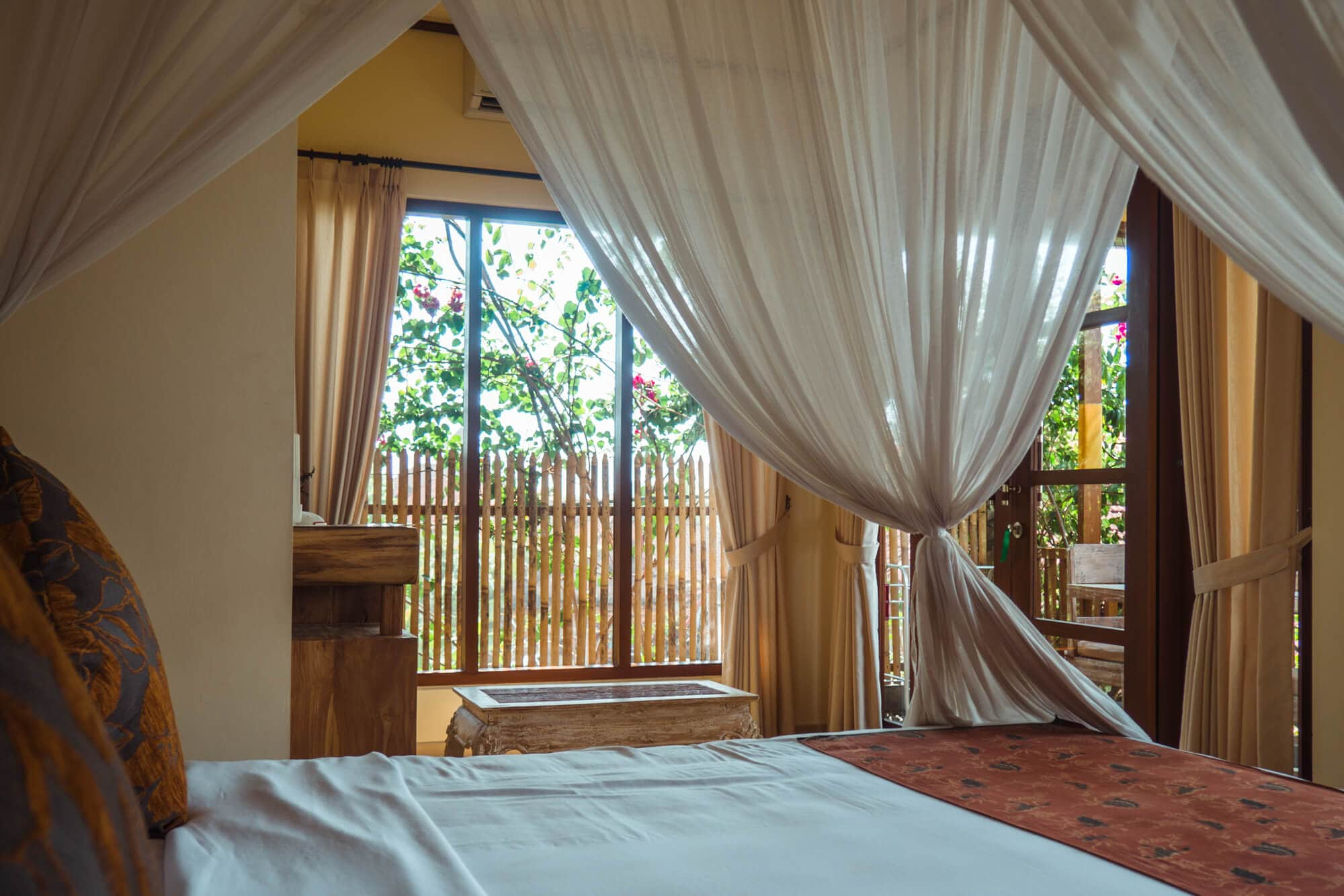 Bali's best budget hotels, villas & Airbnbs - Jawi House & Painter is one of the best value Airbnbs in Ubud