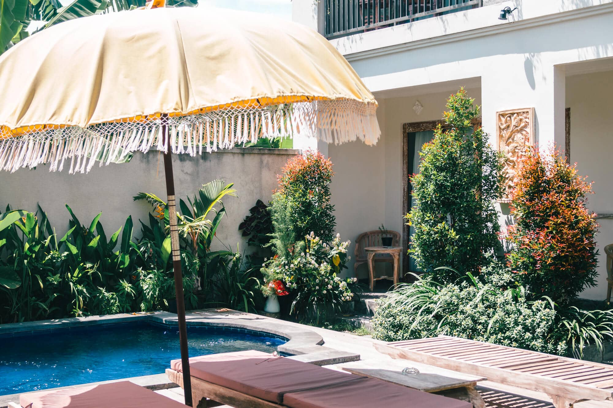 Bali's best budget hotels, villas & Airbnbs - The Spare Room is the best value Airbnb in Canggu