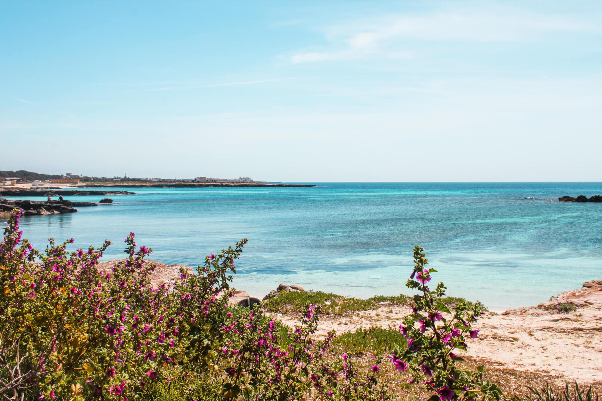 Favignana, an incredible island outside Sicily in Italy - The Maldives of Europe