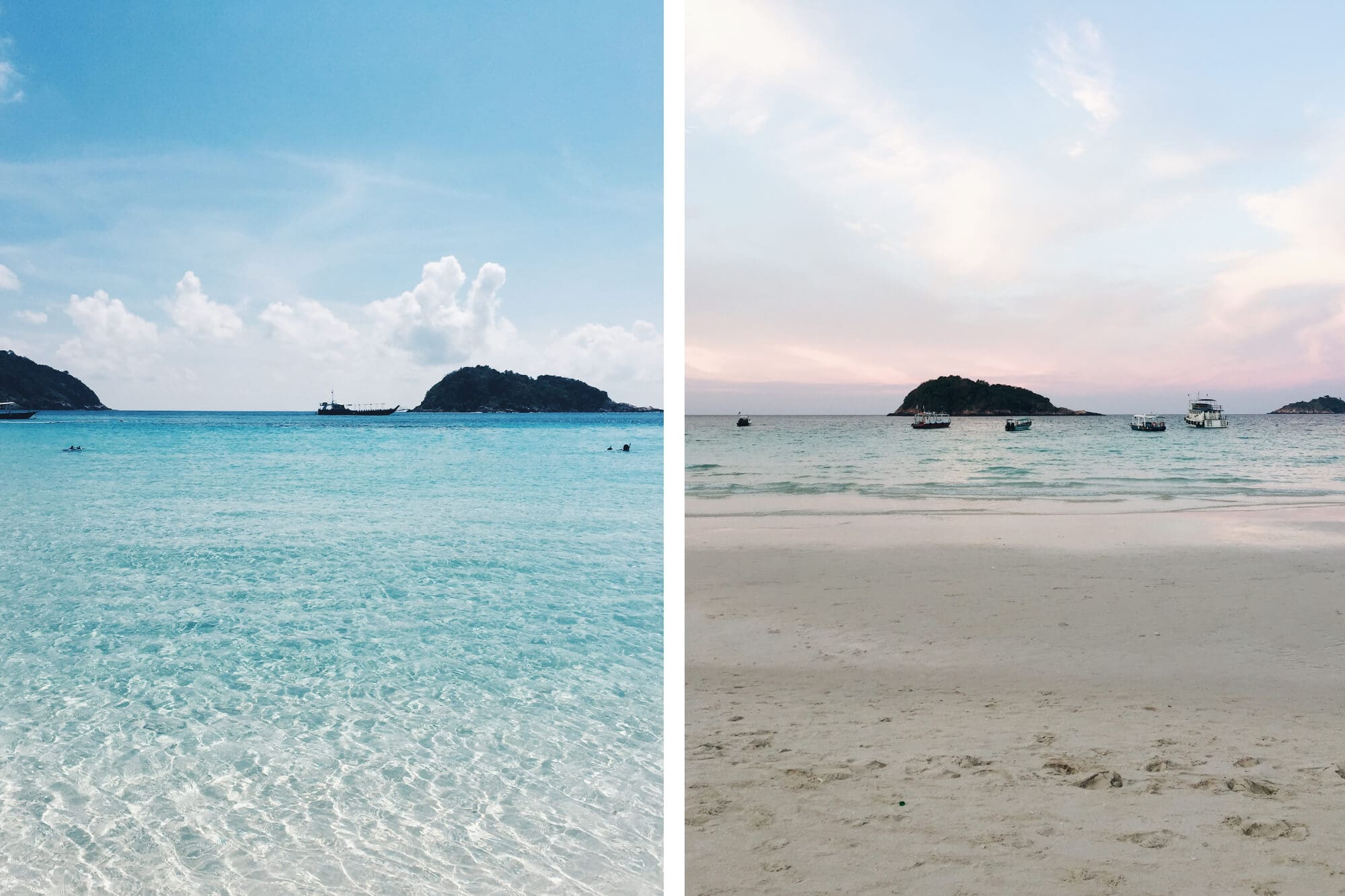 16 female travel bloggers reveal their favorite lesser-known islands - Why you should add Pulau Redang in Malaysia to your bucket list #pulauredang #Malaysia
