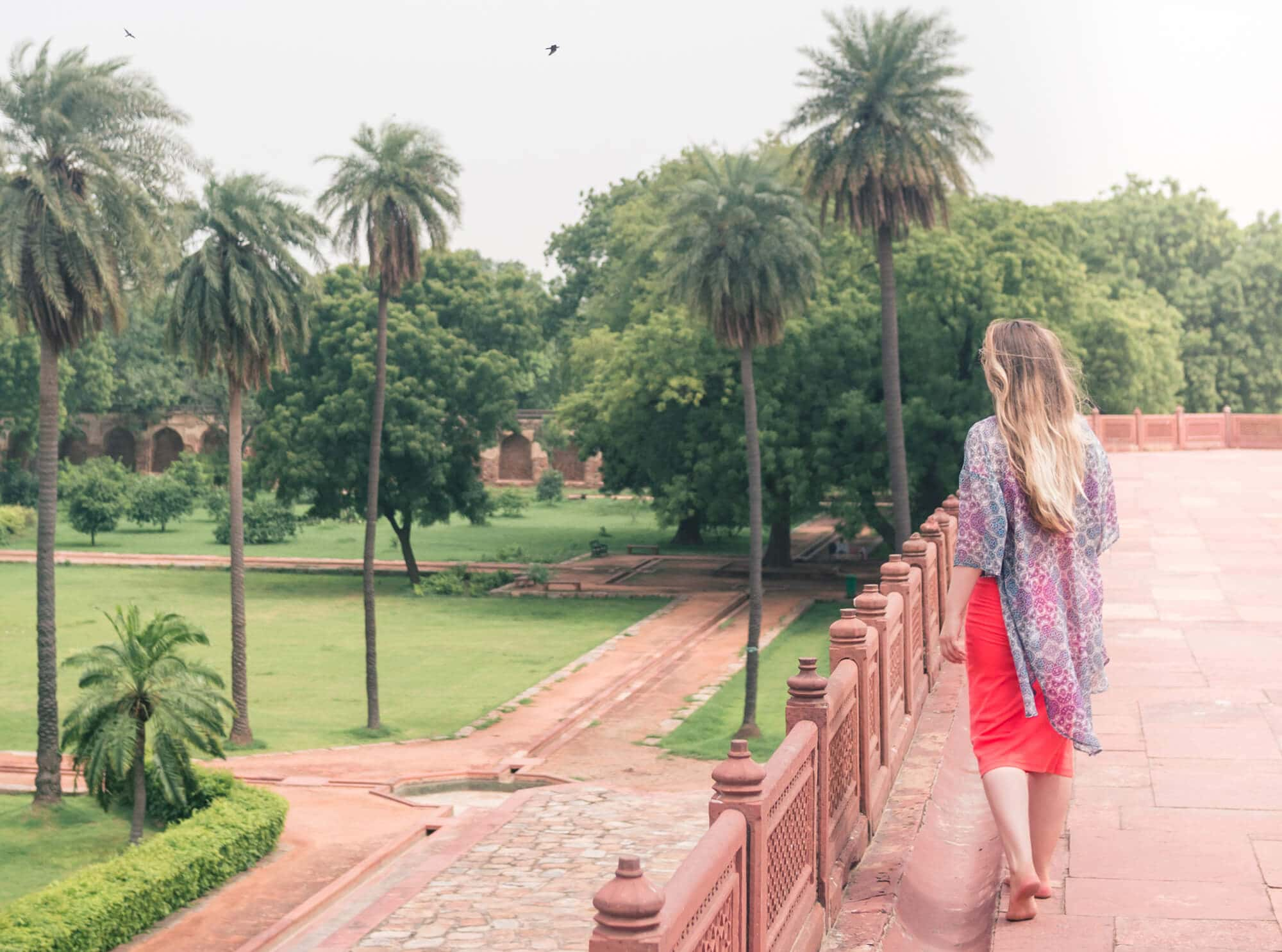 A first timer's guide to Delhi, India - What to wear