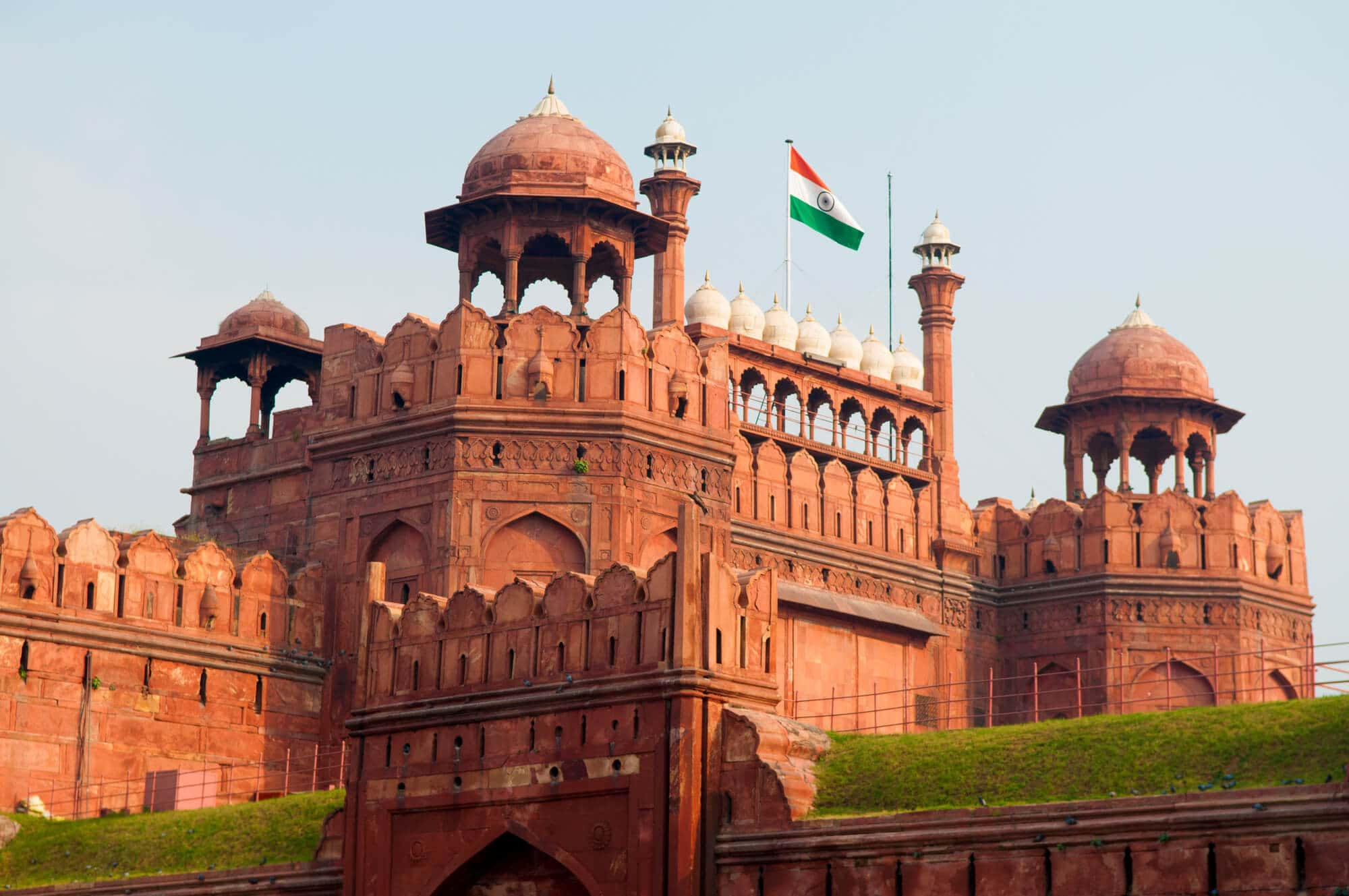 A first timer's guide to Delhi, India - Red Fort