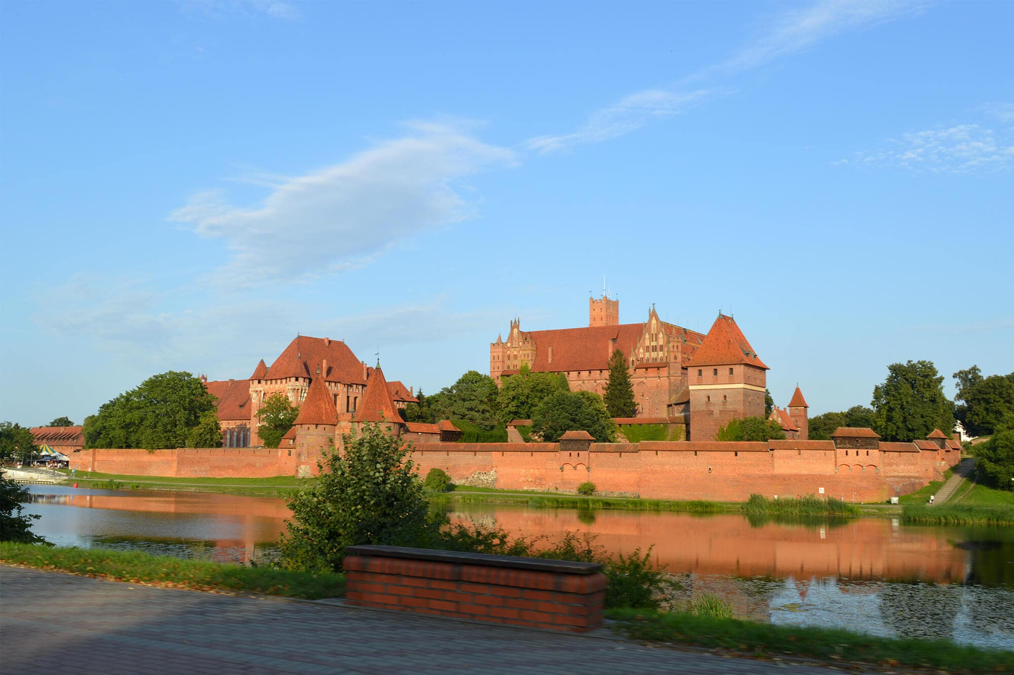 12 of the most beautiful castle in Poland you should add to your bucket list - Malbork Castle