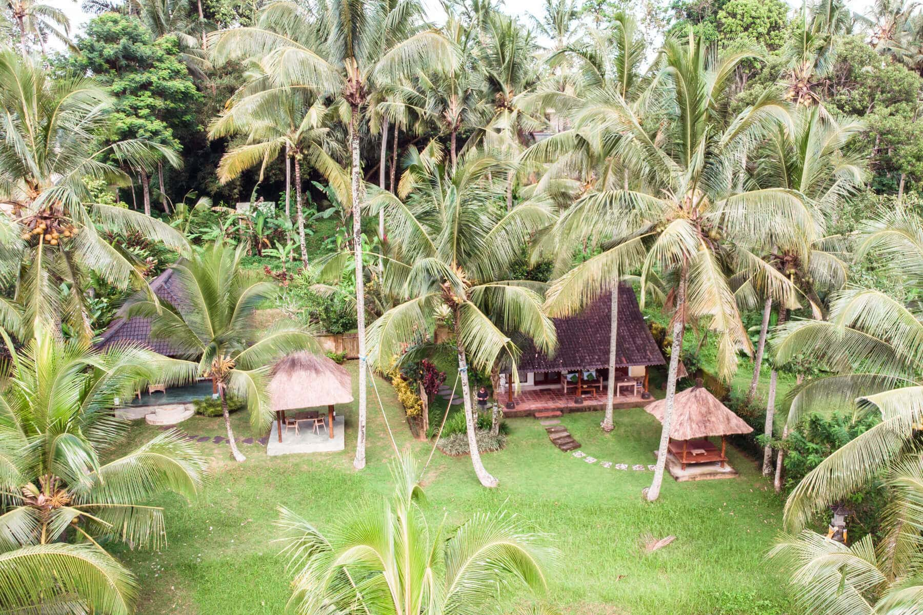 Island Life #4 - Our awesome Airbnb in Ubud