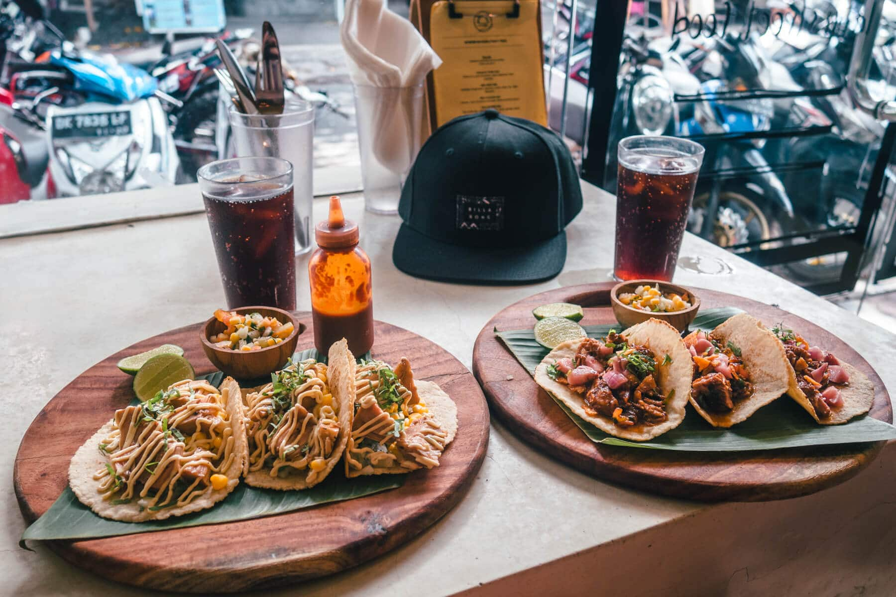 Island Life #4 - Delicious tacos at Cantina in Ubud