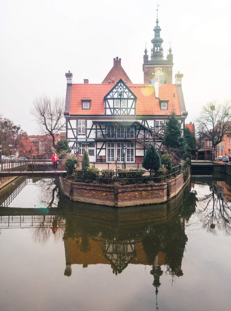 2 days in Gdansk, Poland - Old Miller's House