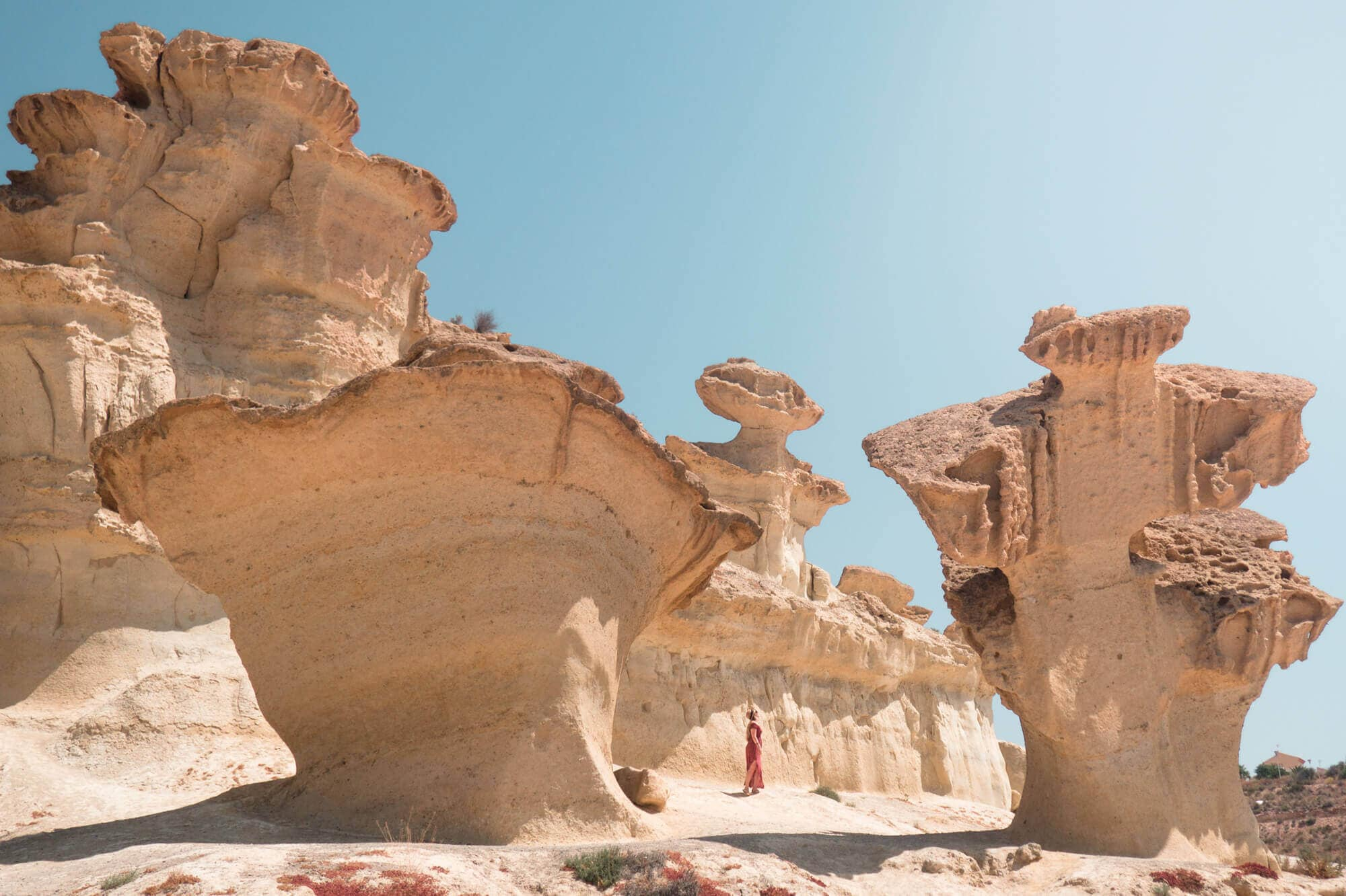 Murcia, Spain: Top 14 awesome things to do - Bolnuevo Enchanted City sandstone formations
