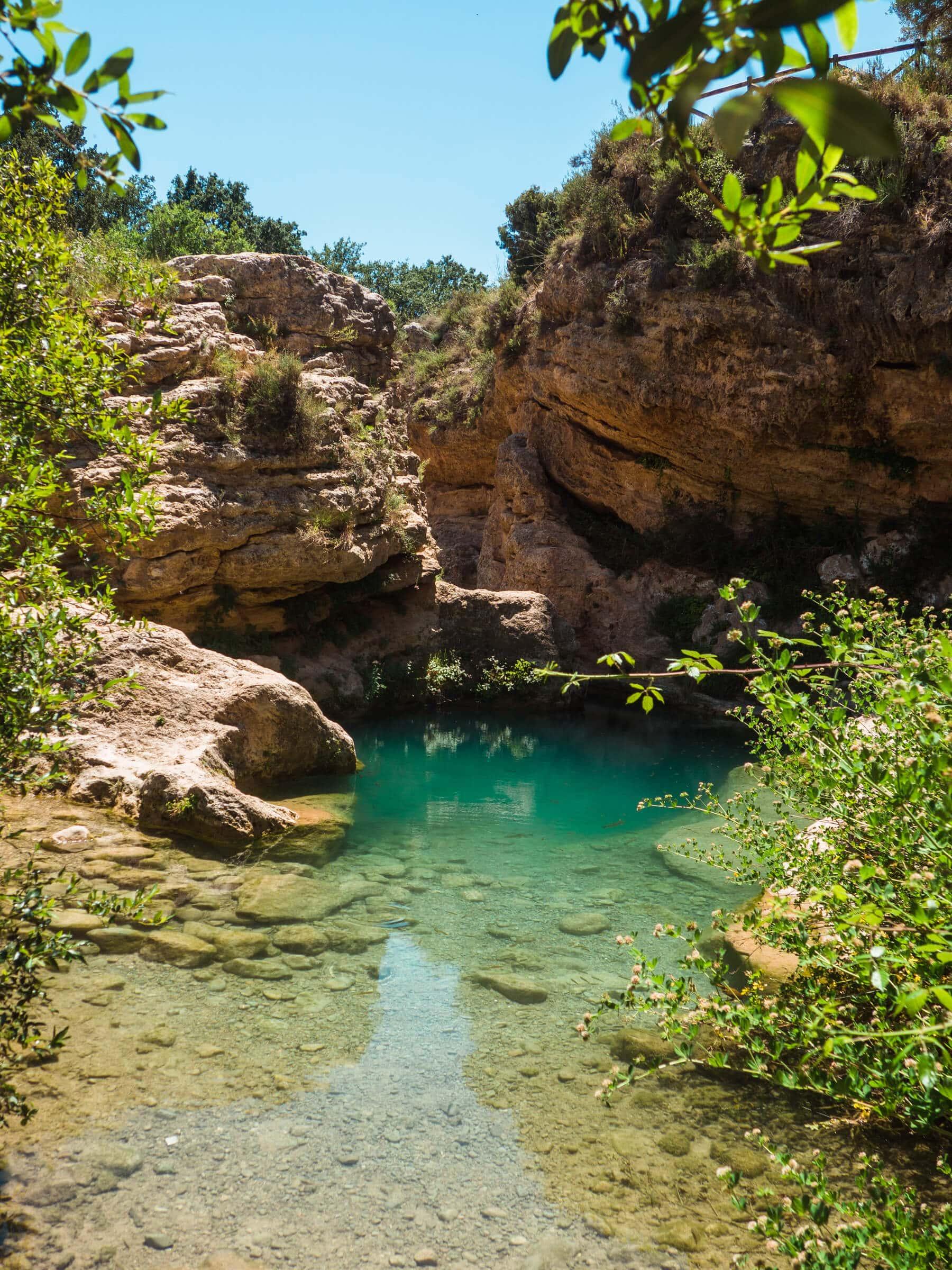Murcia, Spain: Top 14 awesome things to do - Salto del Usero Bullas waterfall